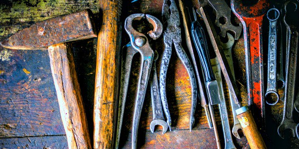 Be a handyman and use the money you earn to fund your travels.