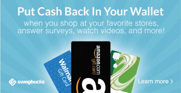 Sign up for Swagbucks now!