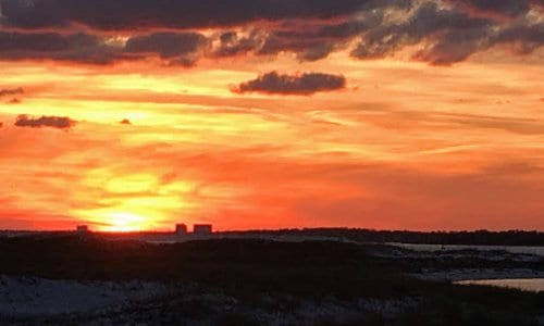 Fort Pickens, Florida.