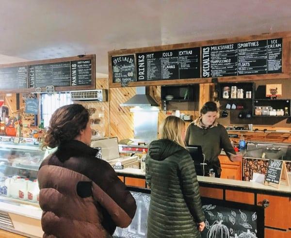 Daniel Boone Coffee Shoppe--Slade KY.