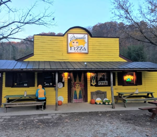 Miguels Pizza--Slade KY