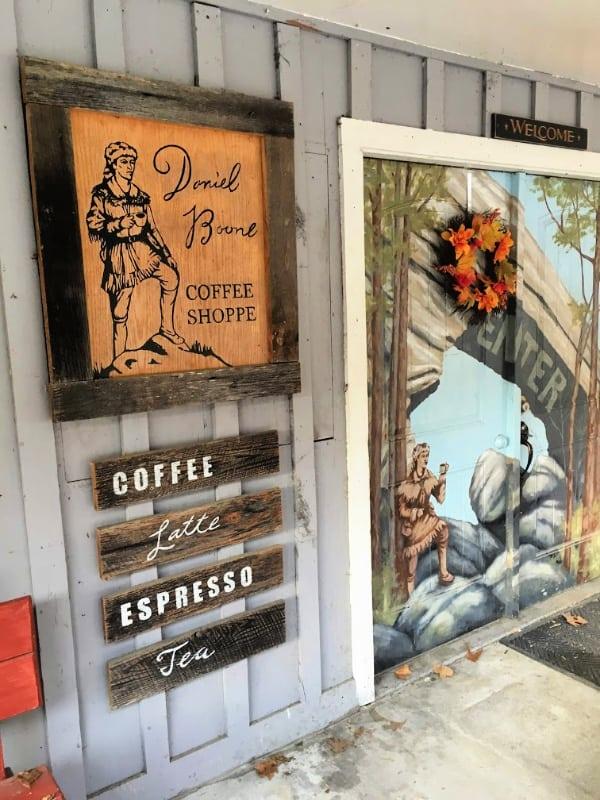 Daniel Boone Coffee Shoppe--Slade KY
